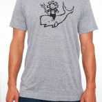 King of The Sea Mens T-Shirt
