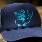 King of The Sea Trucker Hat SOLD OUT